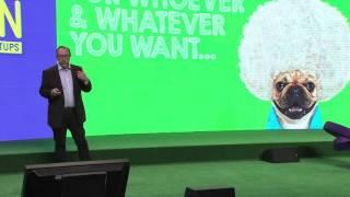 Keynote | Jimmy Wales (Chairman, Wikipedia/TPO) [4YFN 2016]