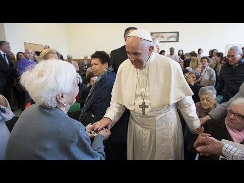 Oração com o Papa pelo Dia Mundial dos Avós e dos Idosos