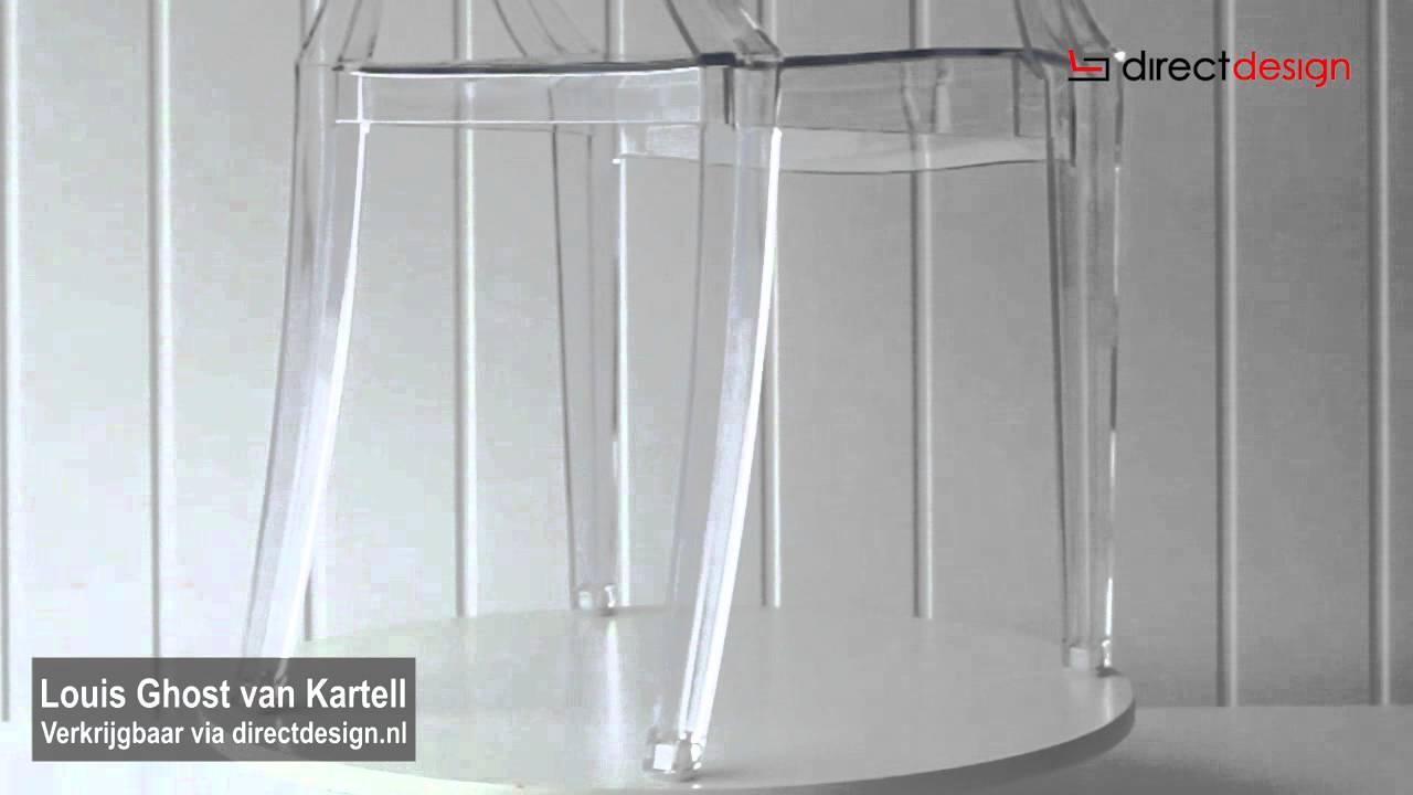 Design Stoelen Philippe Starck.Louis Ghost Transparant De Stoel Ontworpen Door Philippe Starck
