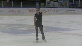 113 56 Екатерина Куракова Ekaterina Kurakova Opening Competition Soly Cup Day II 03 10 2020