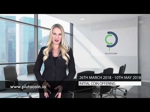 Pluto Coin - Community-Driven Blockchain Based Insurance ICO [Starts 26 Mar 2018]