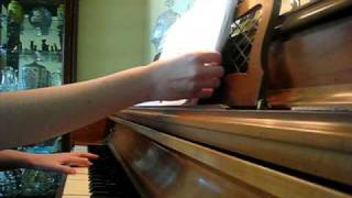 "James Horner - ""A Gift of Thistle"" (Braveheart) on Piano"