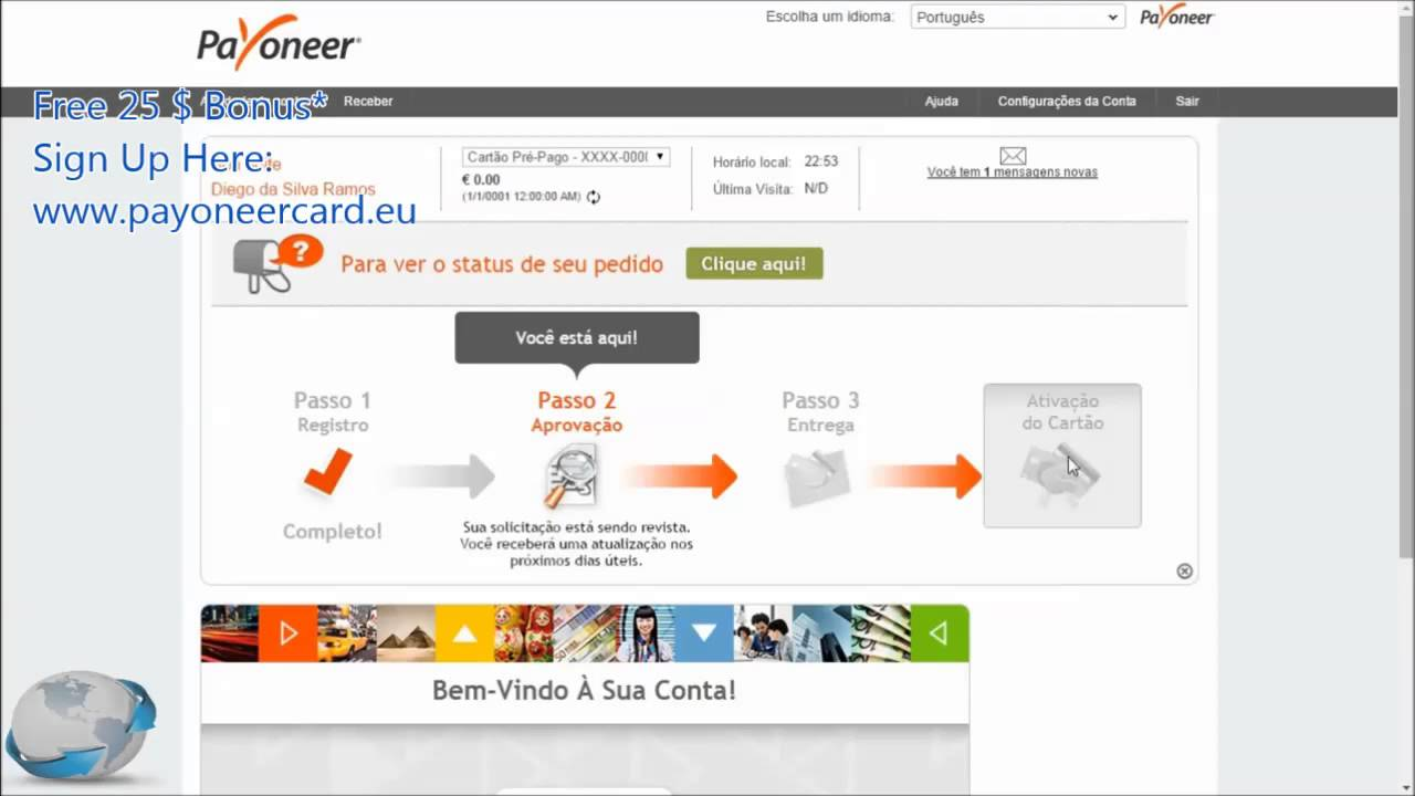 How To Send Money From Skrill Payoneer