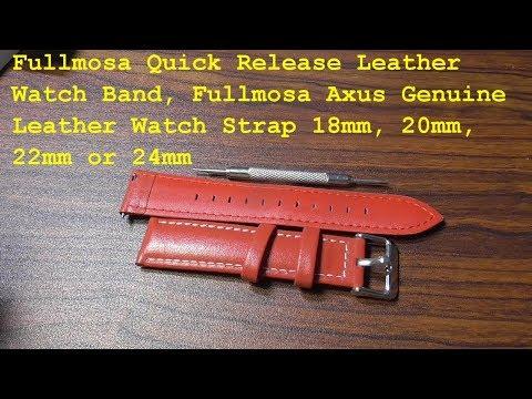REVIEW 20mm watch strap quick release metal stainless steel Band for Garmin Fenix 5S/5S Plus wristиз YouTube · Длительность: 47 с