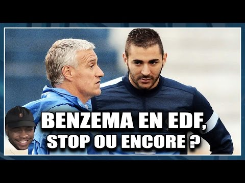 BENZEMA EN EQUIPE DE FRANCE, STOP OU ENCORE ? First Talk Foo
