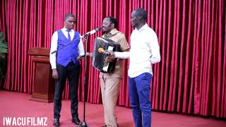 Paulo Na Sila By MUNISHI  (Performance In RWANDA | Foursquare Kimironko)