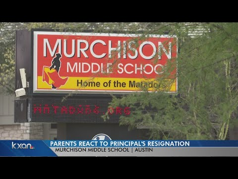 Murchison Middle School's principal resigns following recent school challenges