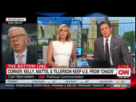 Carl Bernstein   CNN Interview
