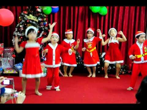 Happy nhay aerobic (Noel 2011)