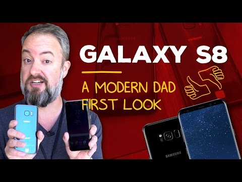 Samsung Galaxy S8 first look — will I upgrade?!?!?!?