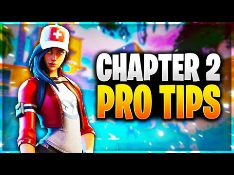 CHAPTER 2 PRO TIPS! New Advanced/Pro Tips For Season 11! (Fortnite Battle Royale)