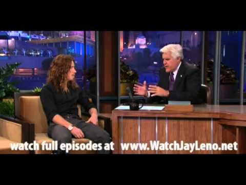 Shaun White in The Tonight Show with Jay Leno July 26, 2011