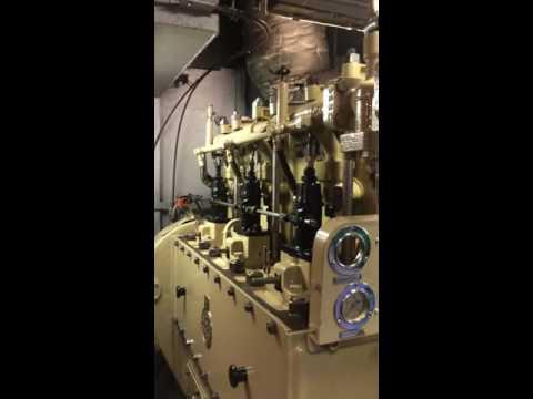 Industrie diesel 3D6 165 ok