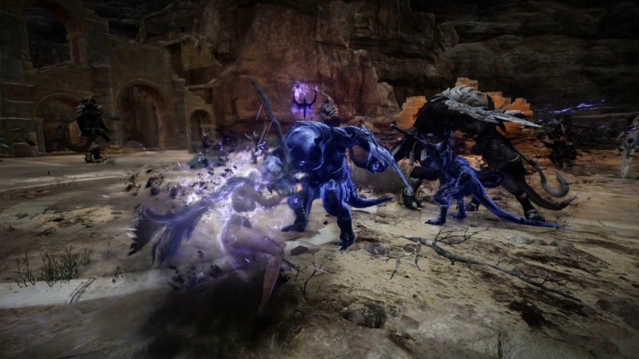 Black Desert Online: Dark Knight comes to Black Desert along