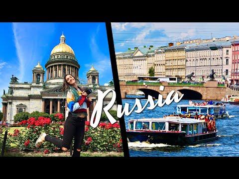 Wandering the Streets of St. Petersburg!
