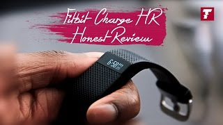 Fitbit Charge HR Honest Review & How to Use