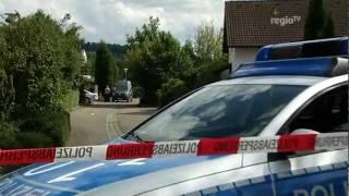 Witwer Bögerl hat sich erhängt - Fremdeinwirkung ausgeschlossen (Regio TV Schwaben)