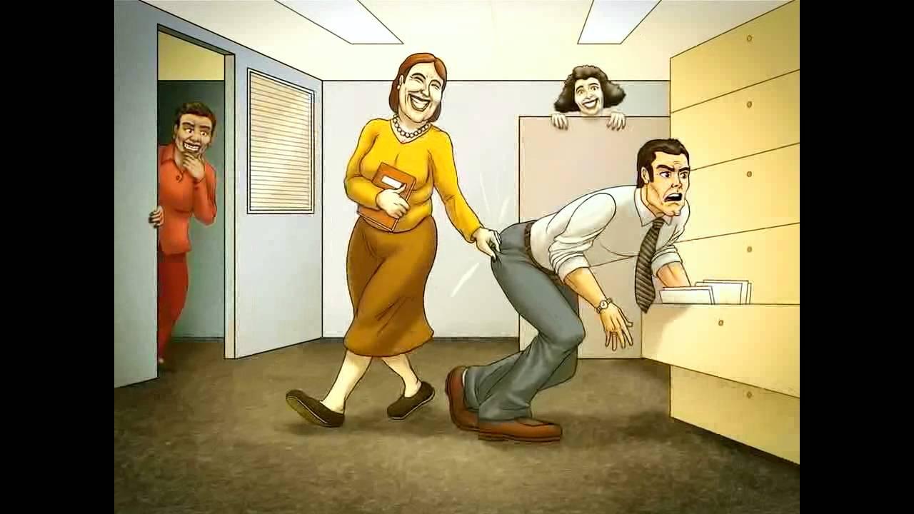 Acoso laboral y acoso sexual El mobbing