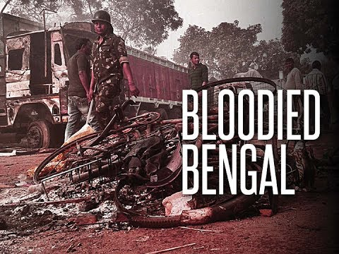 West Bengal's history of political violence
