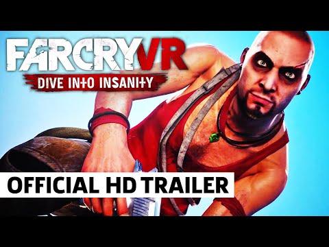 Far Cry VR - Official Announcement Trailer |