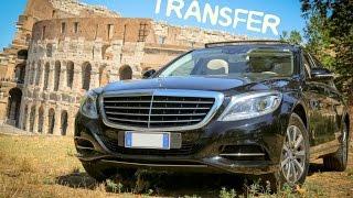 Служба элитного такси в Риме. Фьюмичино-РИМ. Трансфер по Италии.(, 2016-09-05T19:05:43.000Z)
