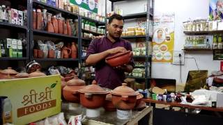 How to use Earthen Cookware Clay Cooking Pots