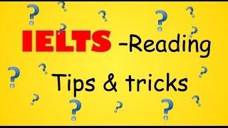 IELTS READING TIPS  for scoring 9