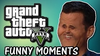 GTA 5 Funny Moments & Skits - The Indian Poo Dance