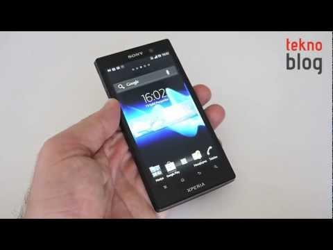 Sony Xperia ion İncelemesi