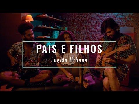 Pais E Filhos - Legião Urbana (cover De Juliane Gamboa E Quarteto Severo)
