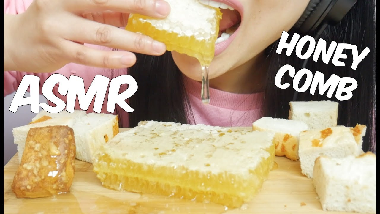 Asmr Honeycomb Extremely Sticky Satisfying Eating Sounds No Talking Sas Asmr Part 2 Youtube To ensure all tingles please wear headphone. asmr honeycomb extremely sticky satisfying eating sounds no talking sas asmr part 2