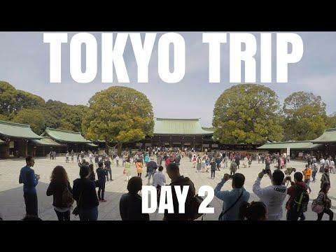 TOKYO TRIP day 2 - Meiji Shrine, Yoyogi Park, Shibuya and Nakameguro