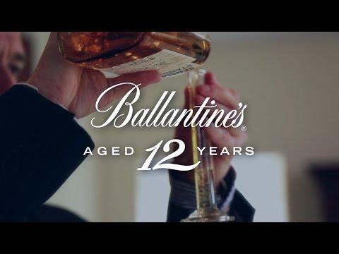 How Whisky is Blended - Ballantine's Master Blender Explains
