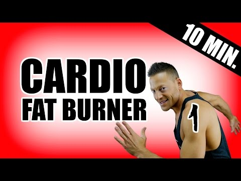 Top Ten Fast Cardio Exercises