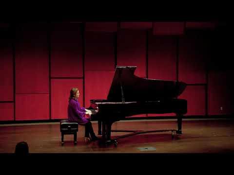 GERSHWIN EARL WILD Virtuoso Etudes 4  Embraceable You by Hana Song