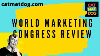 World Marketing Congress organiser talks about Stu's session