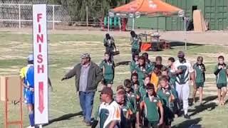 Parkies Rugby Team 2018