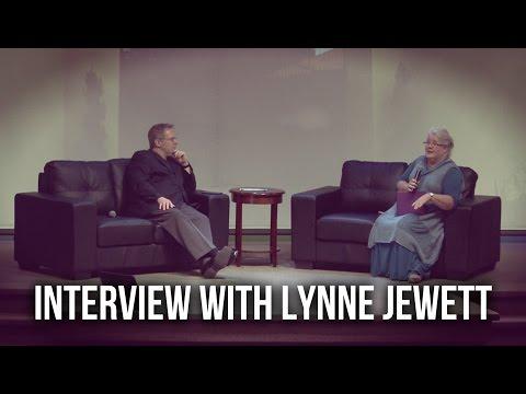 Interview with Lynne Jewett