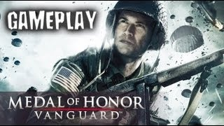 Medal Of Honor Vanguard Gameplay - PS2 - Campaign