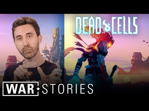 War Stories: Designing Dead Cells was a marriage of man and machine