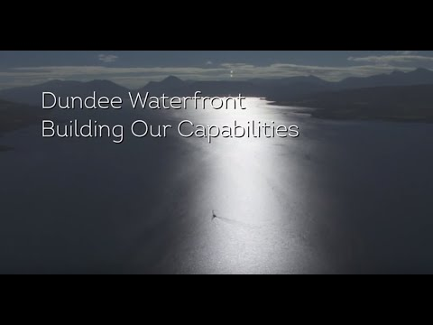 Dundee Waterfront, Building Our Capabilities - Marine Tourism Case study