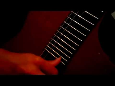Tragic - Naruto Shippuden OST (my Tremolo arrangement on classical guitar)