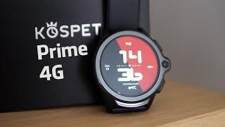 Kospet Prime 4G Smart Watch (Deutsch) - Smart Watch mit 2 Kameras für unter 150 Euro
