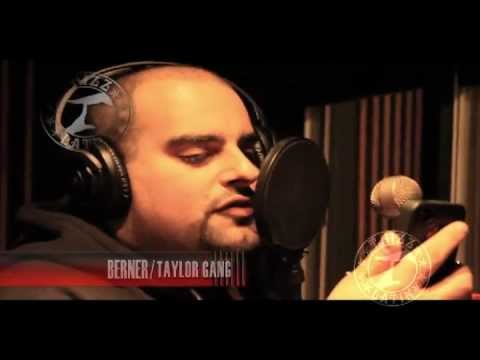 Berner In The Booth At Jacka's Studio Session Minneapolis-Treal Tv Thizz Latin 2-Rise Of An Empire
