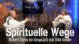 Spirituelle Wege - Udo Grube bei SteinZeit