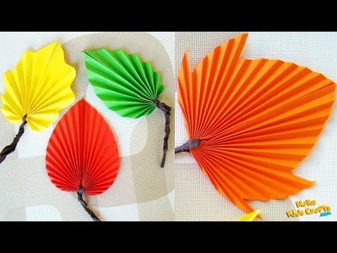 How to make a Autumn Leaves?