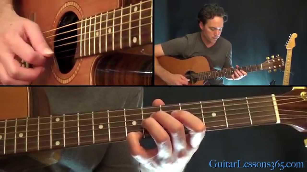 Ordinary World Guitar Lesson Duran Duran Youtube