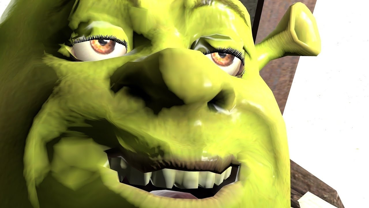 SHREK COMPILATION (must Watch)