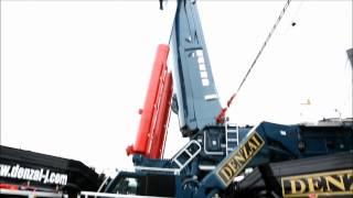 LIEBHERR  LTM11200NX  [DENZAI / 電材重機]