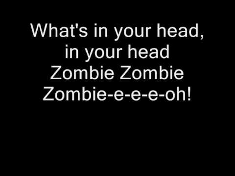 Cranberries Zombie( lyrics )